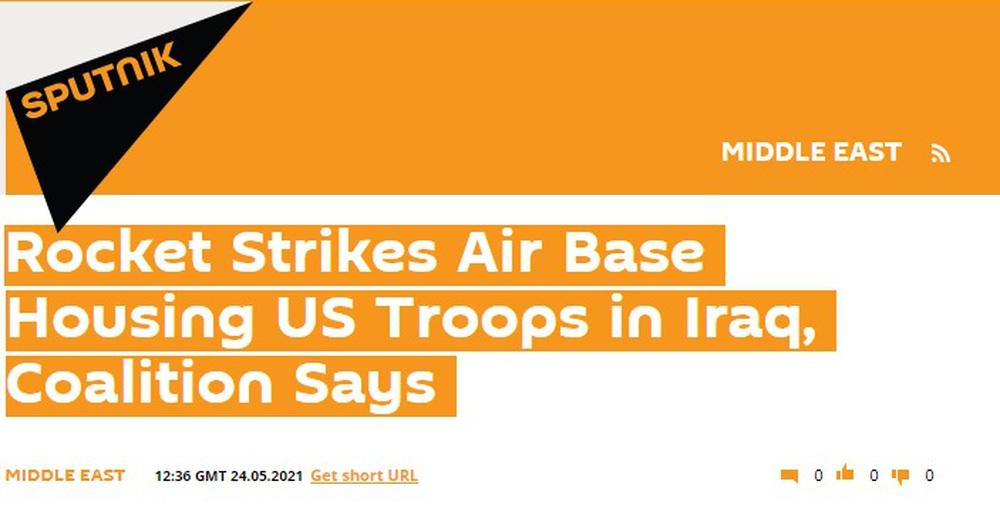 NÓNG: Căn cứ Không quân Mỹ ở Iraq bị tấn công - Tin mới nhất - Ảnh 2.