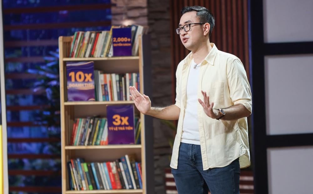 """Startup dùng """"học bổng ba má"""" khởi nghiệp, Shark Việt khuyên chân tình """"nên trả lại tiền"""""""