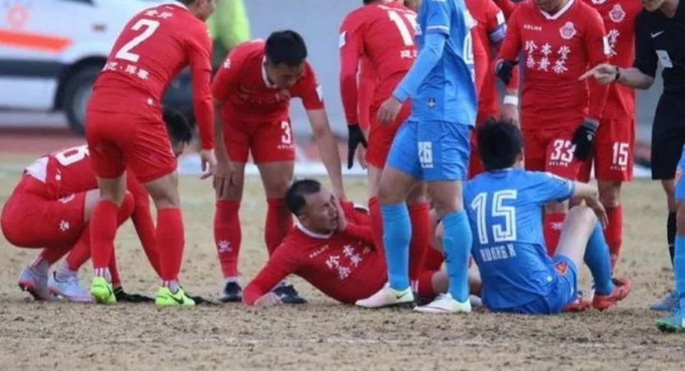 """CĐV Trung Quốc tức giận: """"Bóng đá Việt Nam chưa đủ trình để chế nhạo bóng đá Trung Quốc"""" - Ảnh 1."""