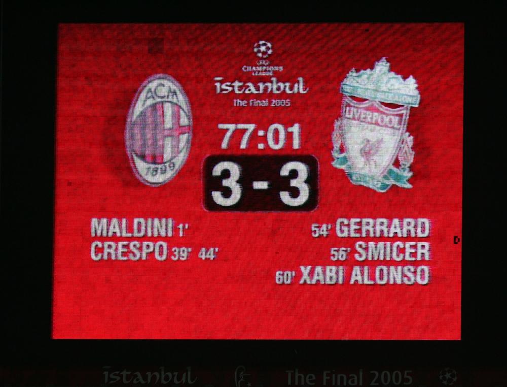 Ngày này năm xưa: Liverpool vô địch Champions League sau đêm Istanbul huyền thoại - Ảnh 1.