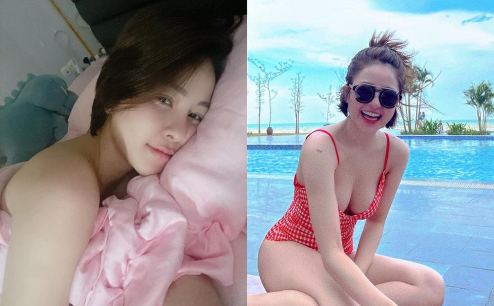 Hot girl Trâm Anh tuyên bố đã có người yêu mới