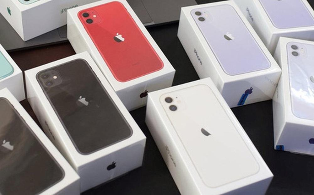 Nhiều mẫu iPhone giảm giá tiền triệu tại Việt Nam