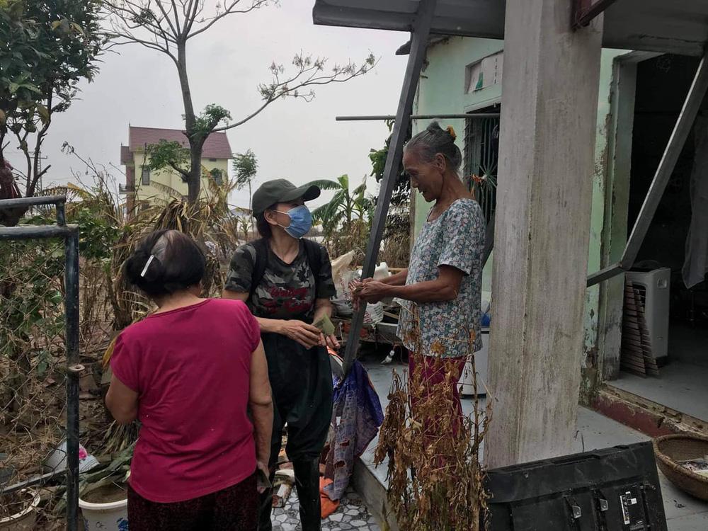 Mẹ Hồ Ngọc Hà lên tiếng về số tiền từ thiện 6,4 tỷ Trấn Thành gửi, nói ra điều xúc động - Ảnh 5.