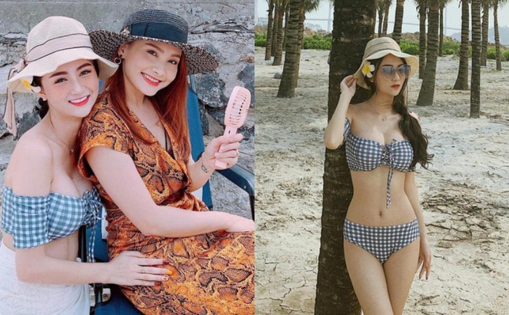 """Vũ Thị Anh Thư: Nhan sắc """"vạn người mê"""", đẹp lấn át Bảo Thanh"""