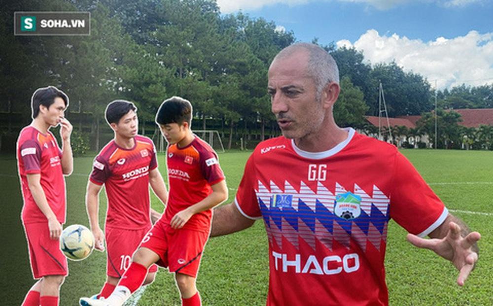 Thầy Giôm khuyên HAGL học tập CLB của bầu Hiển, tin tưởng lứa Công Phượng vô địch V.League
