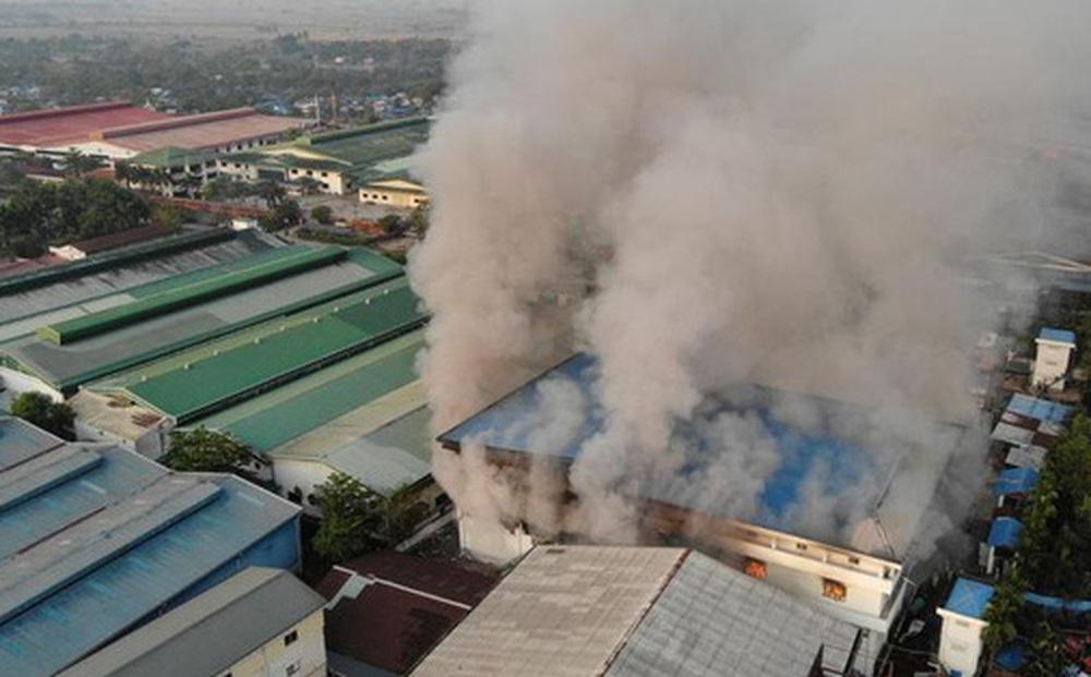 Myanmar: 28 người bị tù khổ sai 20 năm vì phóng hỏa nhà máy Trung Quốc
