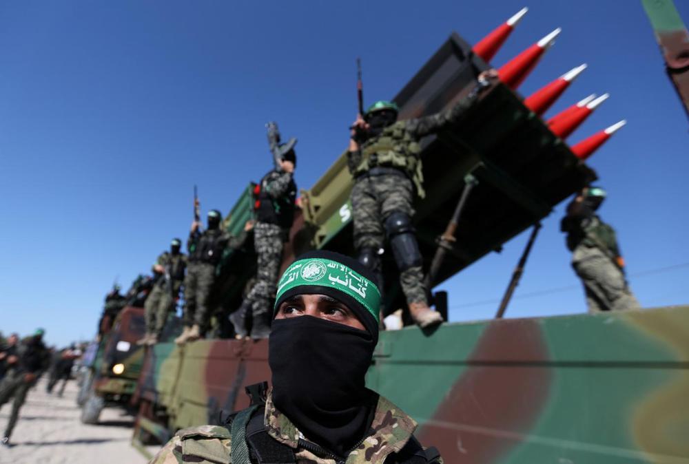 Israel tấn công áp đảo, Hamas quật khởi, kiên cường đáp trả: Bất phân thắng bại - Ảnh 1.