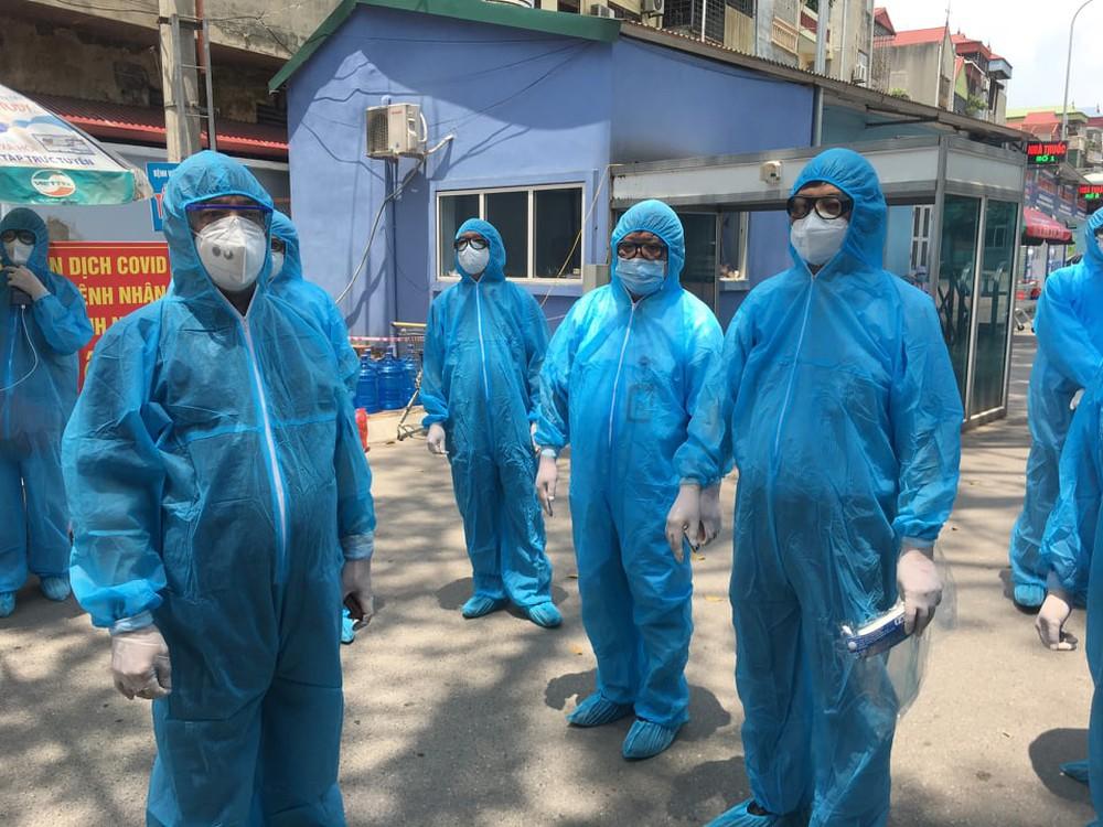 Bác sĩ dương tính lần 1 với SARS-CoV-2 ở Vĩnh Phúc từng đến quán bar Sunny ngày 29/4 - Ảnh 1.