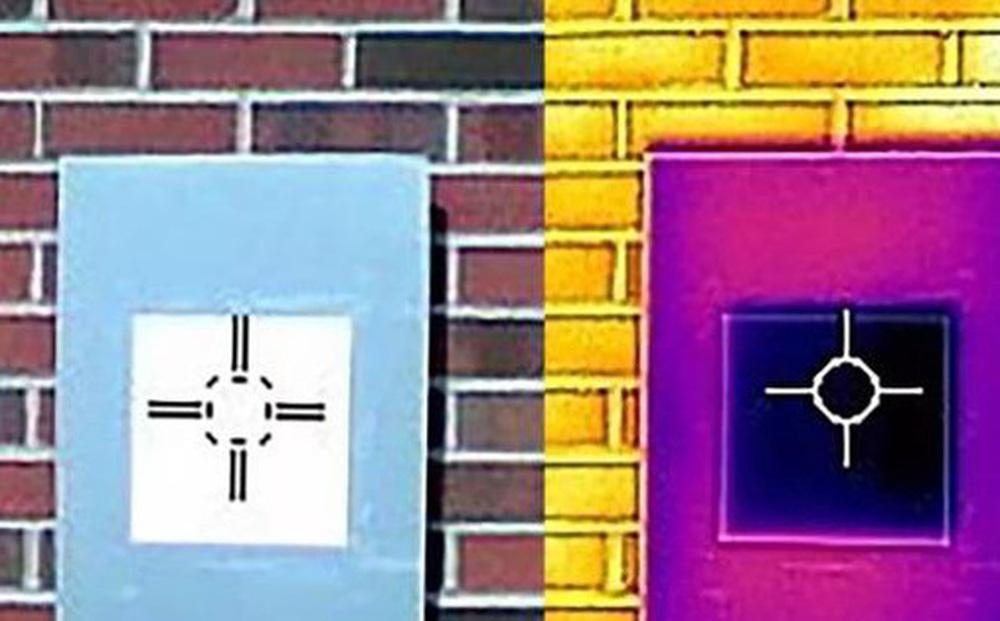Tạo ra loại sơn cực trắng giúp chống lại sự nóng lên của Trái đất