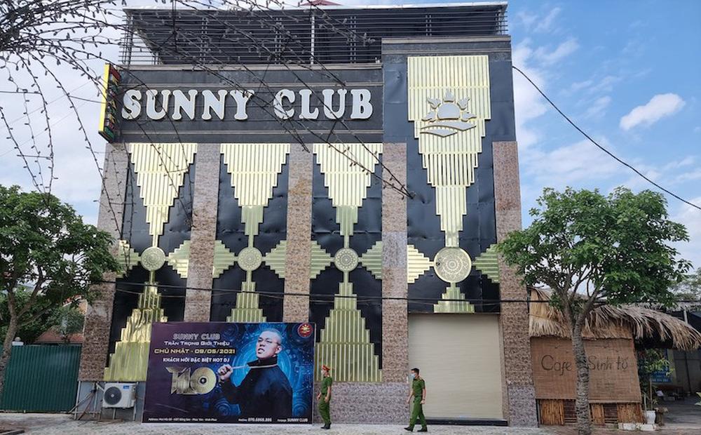 Bác sĩ dương tính lần 1 với SARS-CoV-2 ở Vĩnh Phúc từng đến quán bar Sunny ngày 29/4