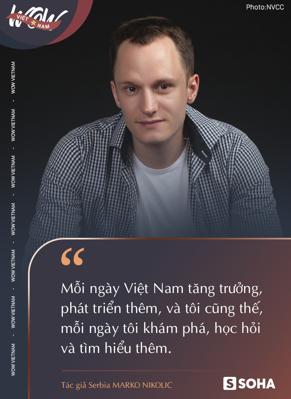 Không ít người nước ngoài hối tiếc vì năm ngoái đã vội rời khỏi Việt Nam - Ảnh 1.