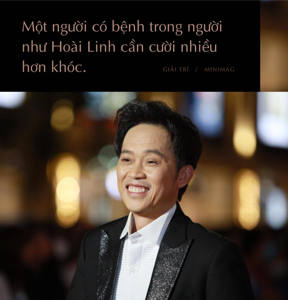 Thưa anh Hoài Linh, công chúng vô cùng KHẮT KHE nhưng cũng vô cùng ĐỘ LƯỢNG! - Ảnh 5.