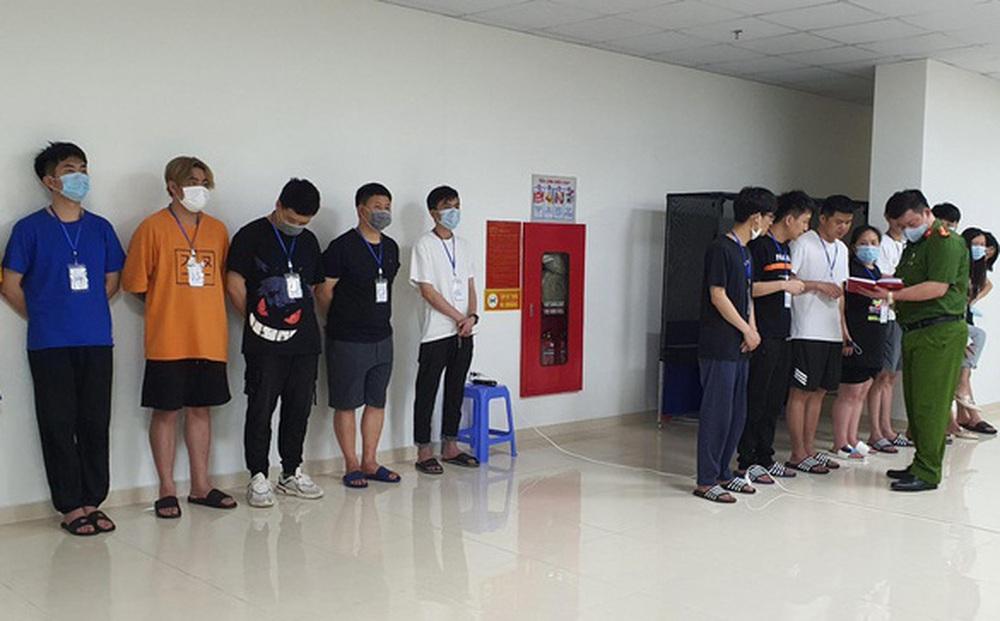 """Thủ đoạn đưa người Trung Quốc nhập cảnh trái phép vào sống """"chui"""" ở Hà Nội"""