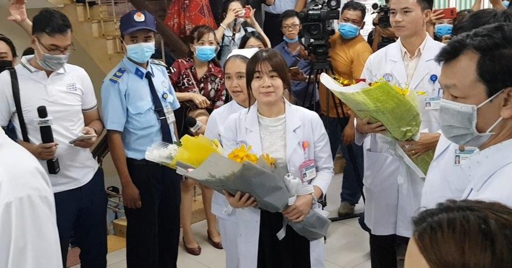 Nữ bác sĩ BV Chợ Rẫy được Forbes vinh danh: Bệnh nhân chuyển đi hết, tôi biết mình đang đối mặt với kẻ thù nguy hiểm - Ảnh 5.