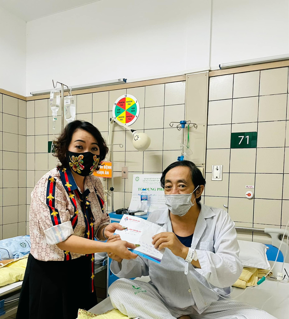 Con trai nghệ sỹ Giang Còi: Bố tôi đang trên đường đi chơi thì bị ngất, phải nhập viện - Ảnh 3.