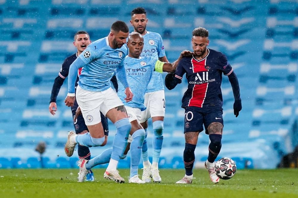 Dìm Neymar vào hố sâu tuyệt vọng, Man City thẳng tiến đến chung kết Champions League - Ảnh 2.