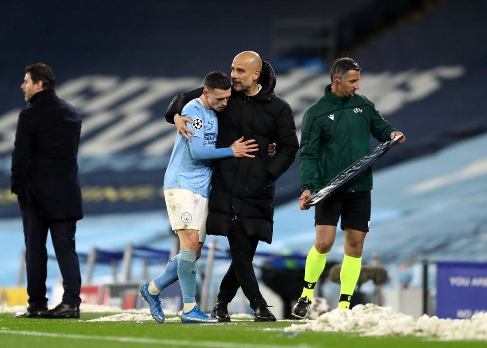 Dìm Neymar vào hố sâu tuyệt vọng, Man City thẳng tiến đến chung kết Champions League - Ảnh 7.