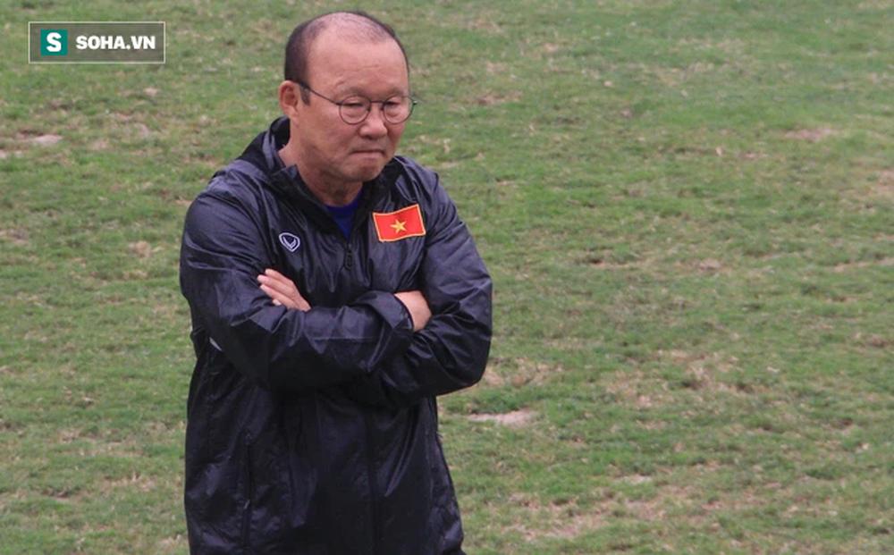 U22 Việt Nam tập trung, thầy Park triệu tập thủ môn từng bị VFF kỷ luật vì tiêu cực