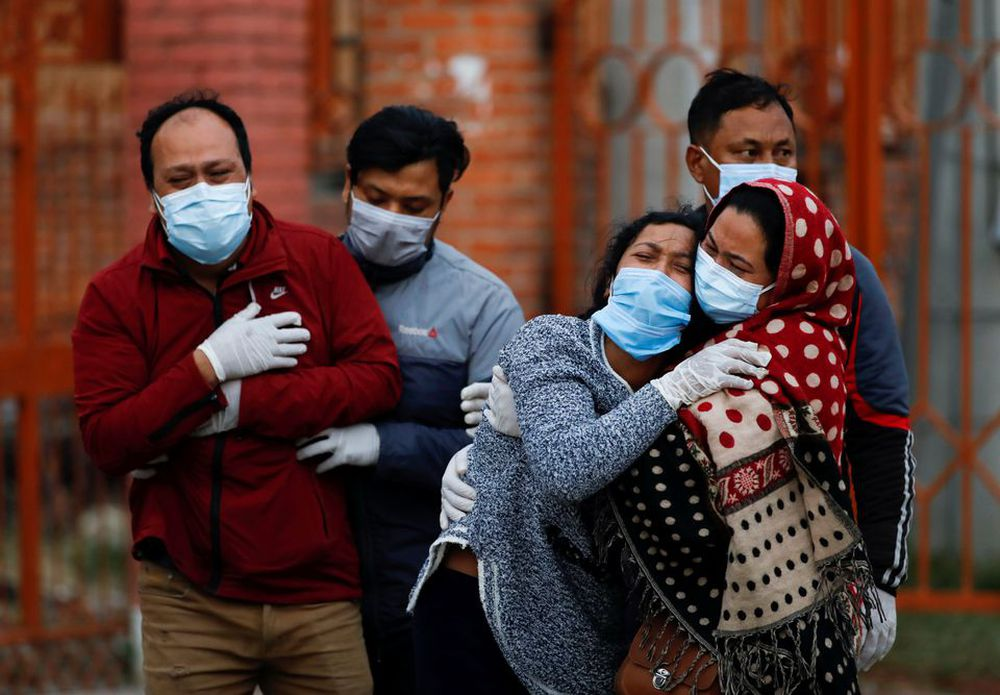 Hàng xóm Ấn Độ khẩn thiết kêu gọi viện trợ khi số ca mắc COVID-19 tăng kỷ lục - Ảnh 2.
