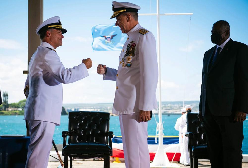 Mỹ bỏ qua TQ, mời Đài Loan dự lễ trao quyền long trọng ở Trân Châu Cảng: Chiến lược với TQ đã rõ như ban ngày? - Ảnh 1.
