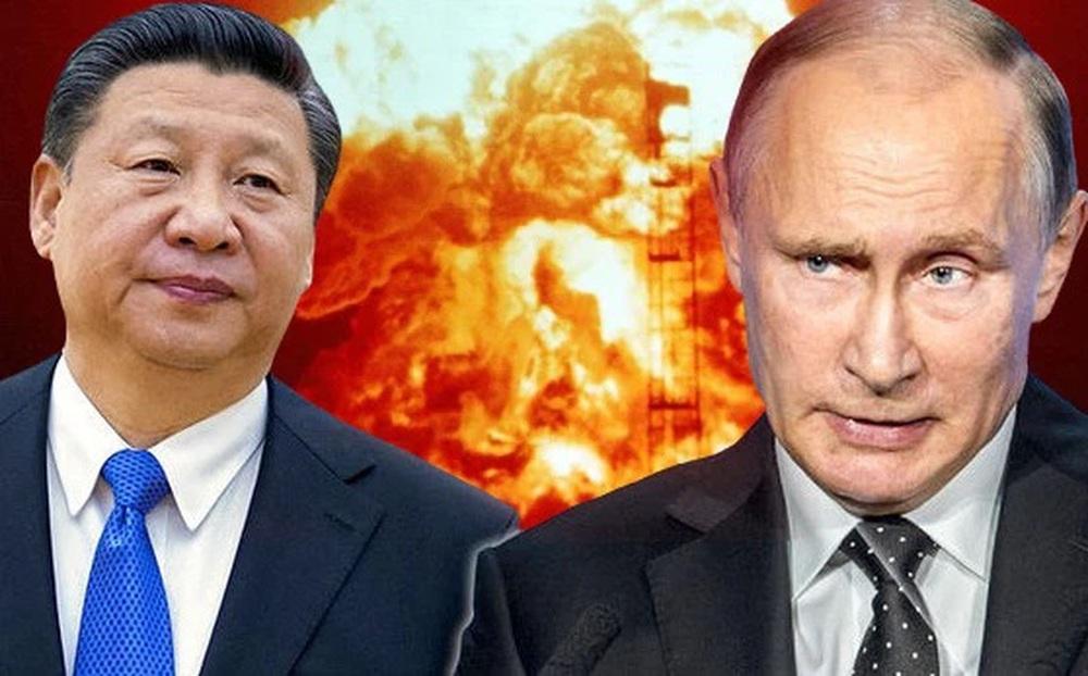 """Trung Quốc trả giá đắt vì """"tật cũ"""": Cơn thịnh nộ của TT Putin sắp giáng xuống đầu Bắc Kinh?"""