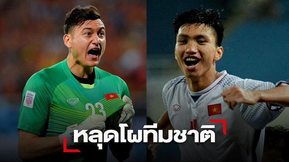 Đặng Văn Lâm bị CĐV Thái Lan công kích khi chưa được điền tên vào danh sách triệu tập ĐTVN - Ảnh 2.