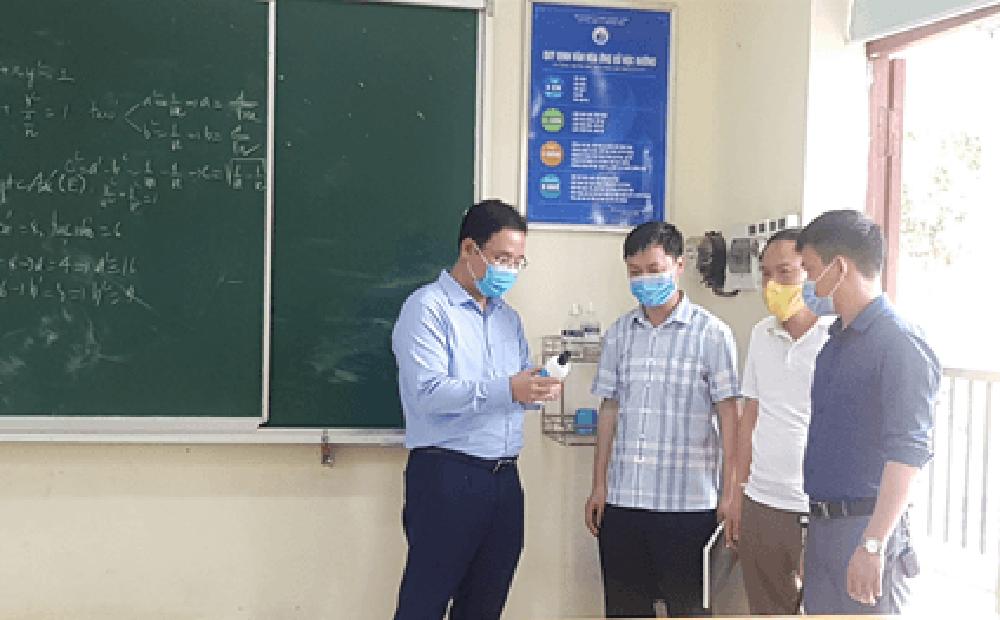 Bệnh nhân mắc COVID-19 từng đến nhiều trường học, Bắc Ninh gửi hoả tốc đóng cửa trường