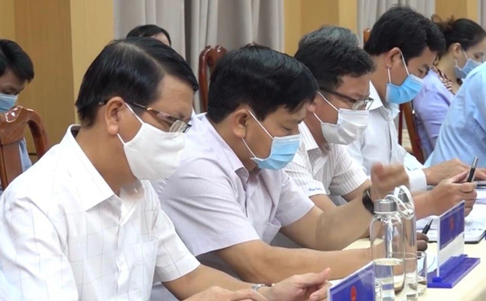 Công bố kết quả xét nghiệm Covid-19 của 8 F1 là lãnh đạo, cán bộ tỉnh Quảng Ngãi