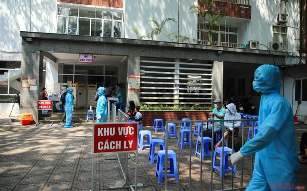Bác sĩ Bệnh viện Quân Y 105 dương tính với SARS- CoV-2 từng di chuyển đến Yên Bái, Thanh Hóa