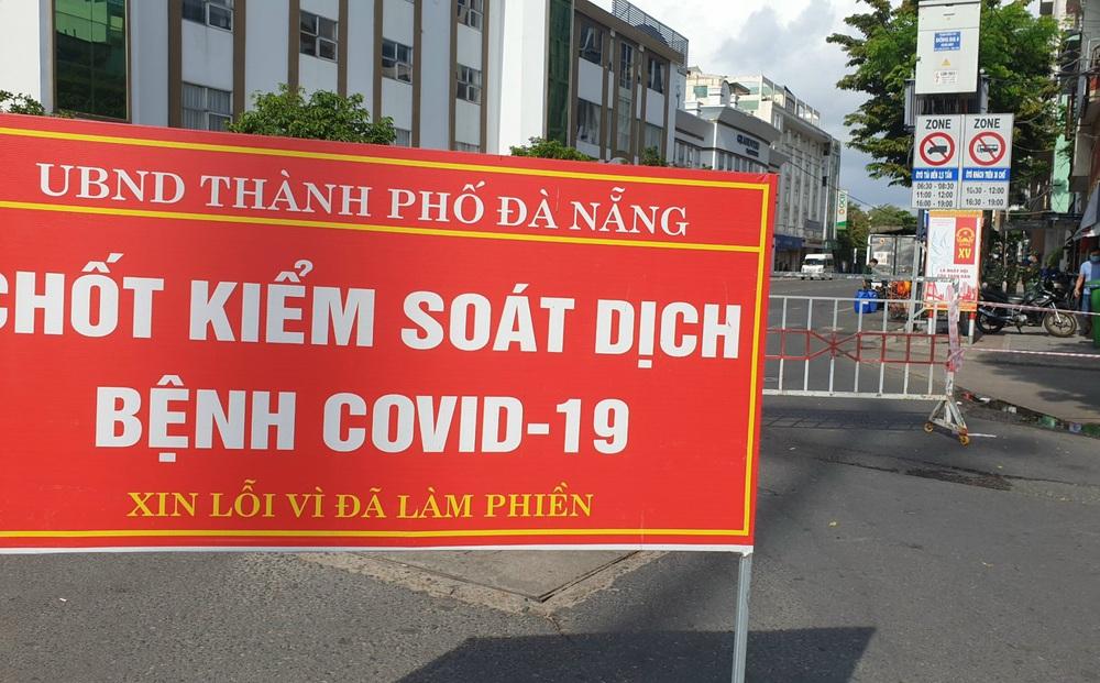Đà Nẵng ghi nhận thêm 2 ca mắc Covid-19, nhà gần vũ trường New Phương Đông