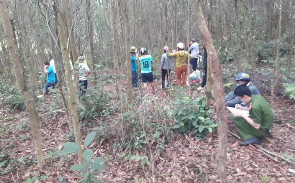 Sau nhiều ngày mất tích, người đàn ông được tìm thấy trong tình trạng treo cổ ở rừng keo