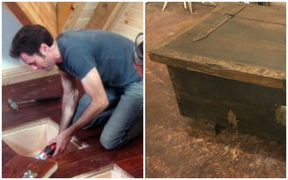 Tu sửa ngôi nhà bỏ hoang nhiều năm của ông bà, cháu trai phát hiện bí mật chưa từng được tiết lộ - Ảnh 11.