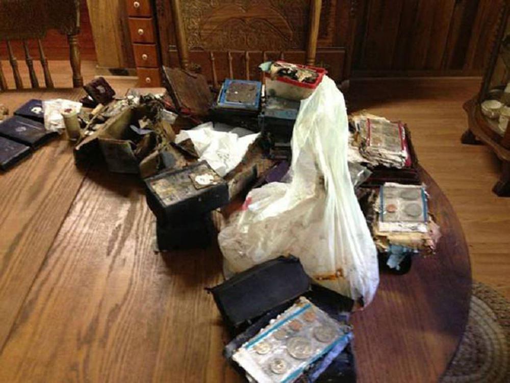 Tu sửa ngôi nhà bỏ hoang nhiều năm của ông bà, cháu trai phát hiện bí mật chưa từng được tiết lộ - Ảnh 12.