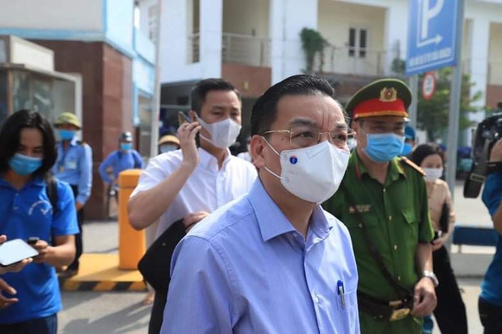 Bệnh viện K Trung ương tạm thời phong tỏa cả 3 cơ sở, Thứ trưởng Bộ Y tế nói  có 10 ca dương tính SARS-CoV-2 - Ảnh 3.