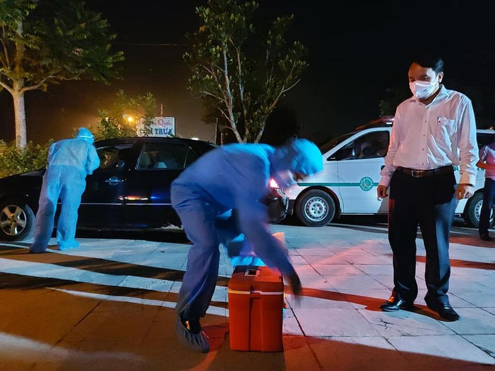 Nghệ An: Phong tỏa 5 thôn hơn 8 nghìn người, truy vết hơn 800 F1 và F2 - Ảnh 3.