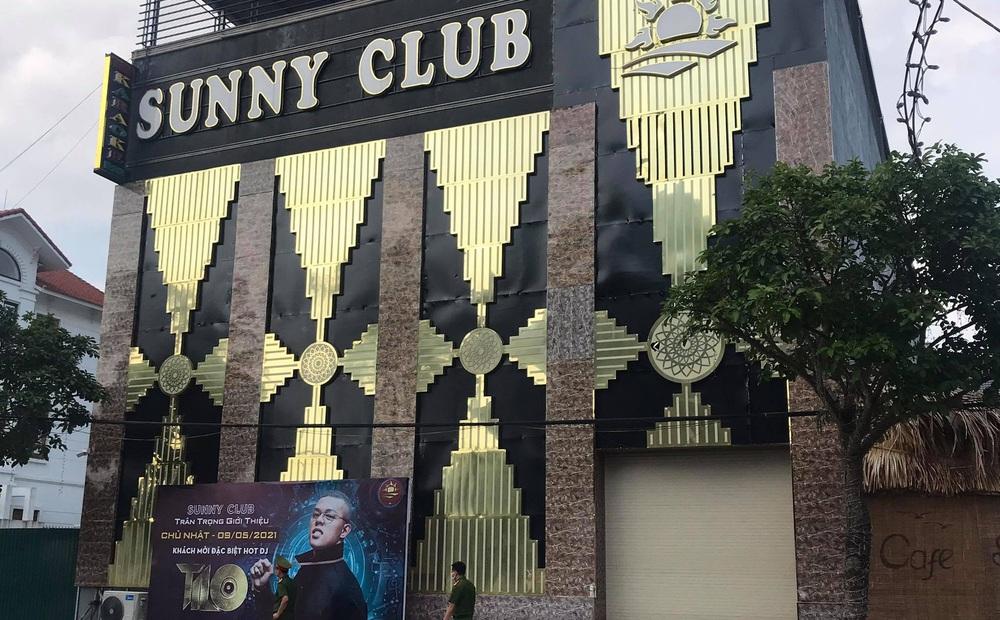 Thu hồi giấy phép kinh doanh Karaoke Sunny, nơi chuyên gia Trung Quốc hát  lây bệnh cho 6 nhân viên