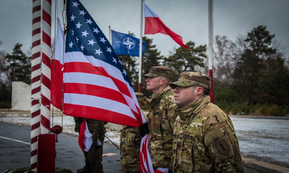 Kịch bản quân Nga tràn sang xâm lược Baltic: NATO không kịp trở tay, ai là vị cứu tinh? - Ảnh 1.
