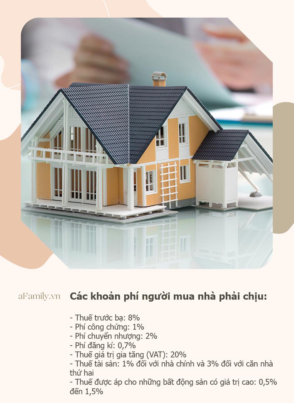 Gia đình Việt ở Pháp kể chuyện mua nhà ở đất nước có giá bất động sản thuộc hàng đắt đỏ nhất hành tinh - Ảnh 7.