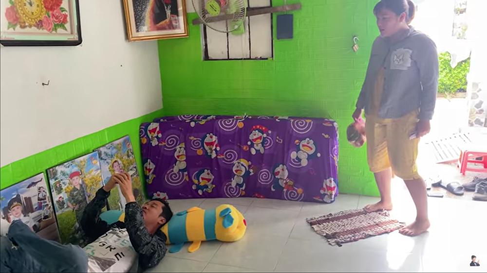 Tiết Cương đến thăm nhà PGĐ Điền Quân Khương Dừa, bị một phụ nữ đuổi mắng - Ảnh 4.