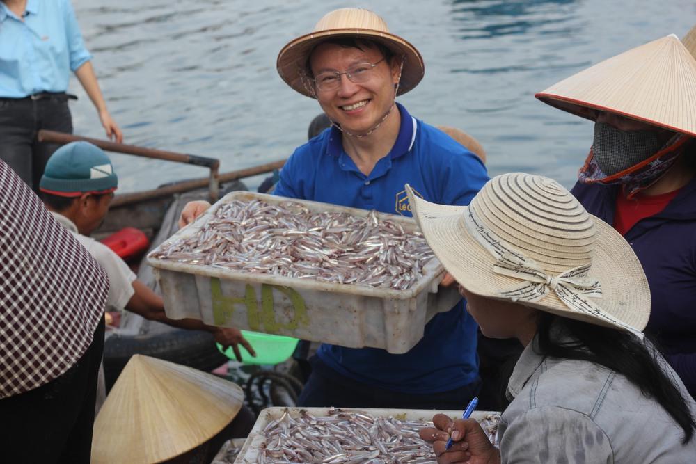 CEO Lê Gia: Nước mắm truyền thống cần một sân chơi công bằng và truyền thông minh bạch - Ảnh 1.