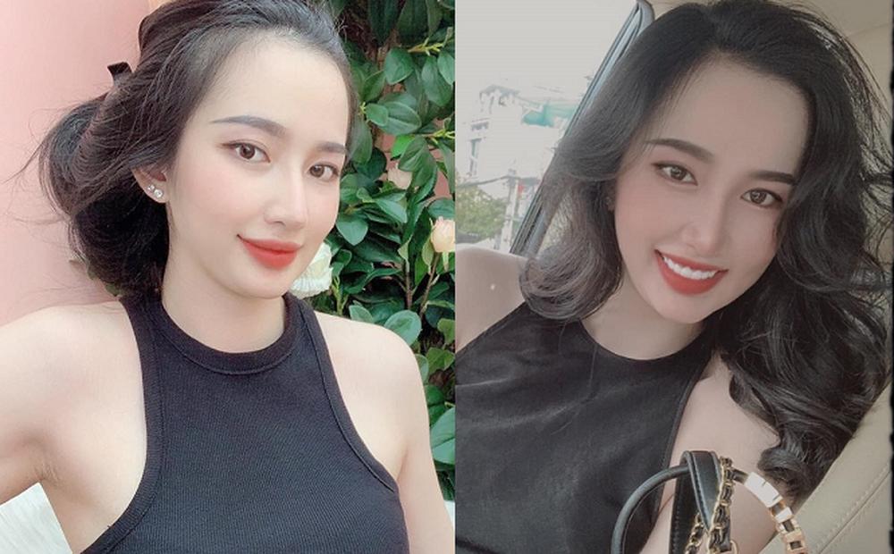 Nhan sắc xinh đẹp, không thua kém hot girl của em vợ Lê Dương Bảo Lâm