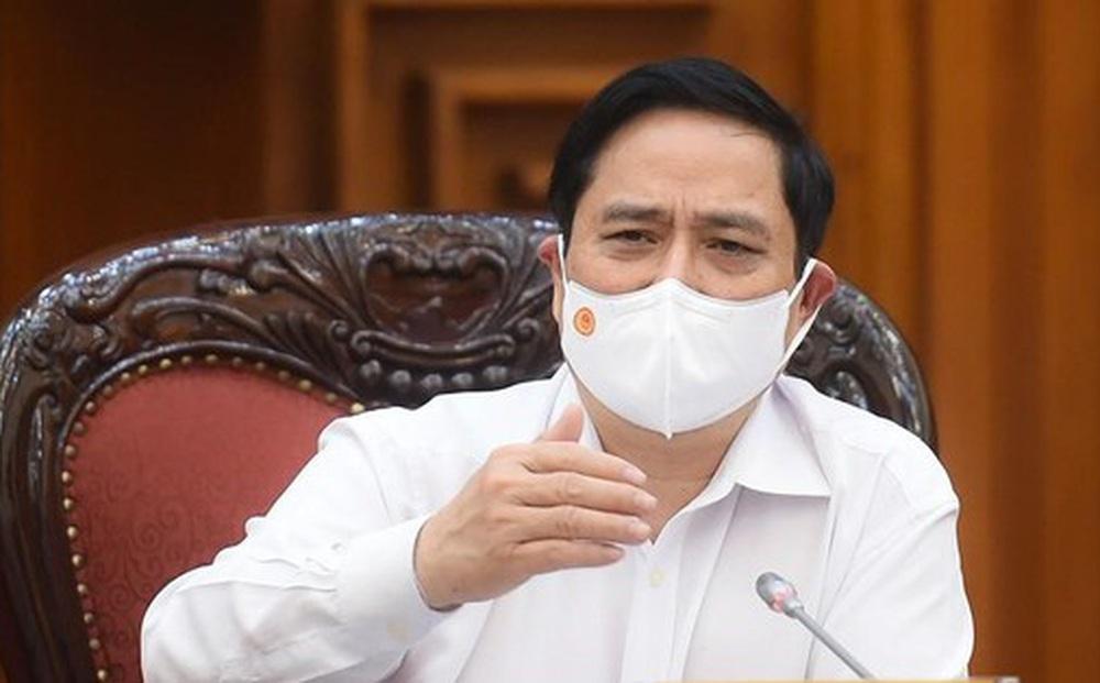 Thủ tướng họp khẩn với 6 tỉnh biên giới Tây Nam: Đây là thời điểm 'nước sôi lửa bỏng'