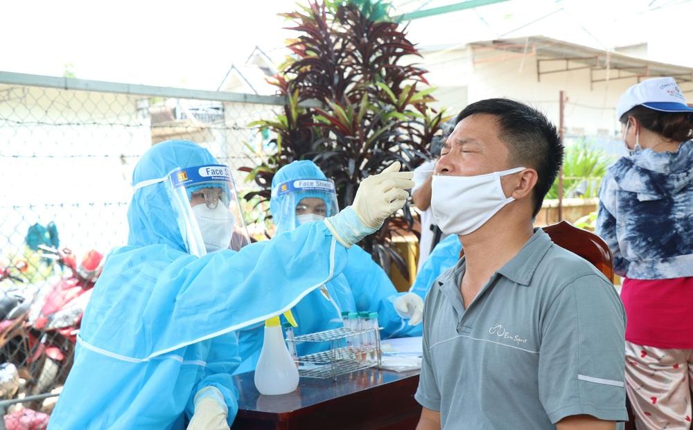 Đắk Lắk ghi nhận thêm một trường hợp dương tính với SARS-CoV-2