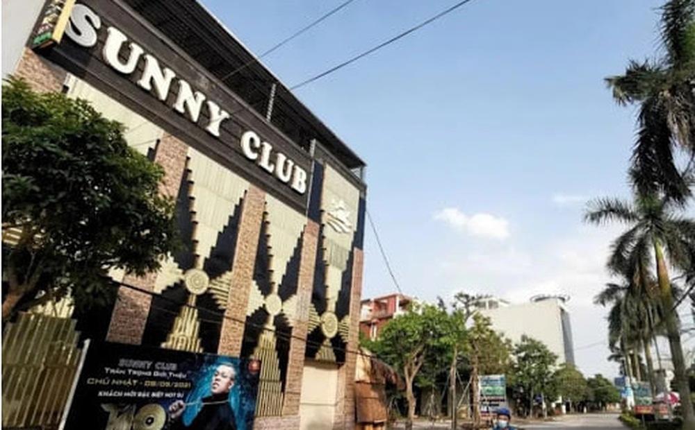 Chủ tịch tỉnh Vĩnh Phúc: Sẽ khách quan, công minh, xử nghiêm những vi phạm ở bar Sunny
