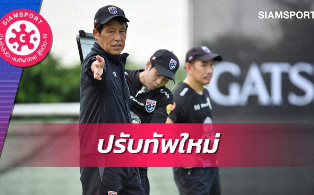 Thực hư việc ĐT Thái Lan có thể bỏ vòng loại World Cup 2022 vì có cầu thủ mắc Covid-19