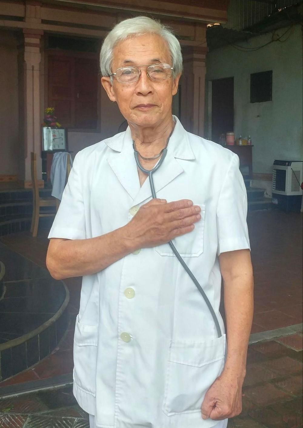 Bác sỹ 78 tuổi xung phong chi viện cho tâm dịch Bắc Giang: Tôi có sức khỏe, kiến thức và tinh thần! - Ảnh 1.