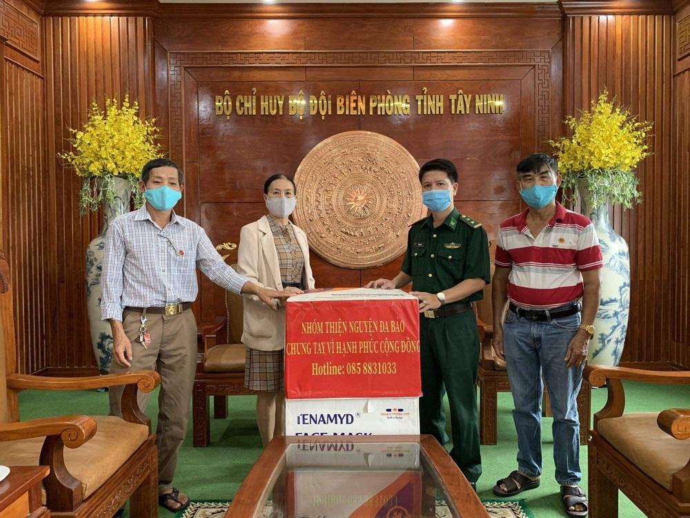 Lời tri ân từ Bộ đội biên phòng Tây Nam và các chiến binh xét nghiệm Bắc Giang - Ảnh 5.