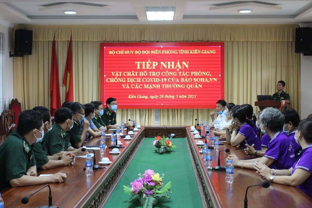 Lời tri ân từ Bộ đội biên phòng Tây Nam và các chiến binh xét nghiệm Bắc Giang - Ảnh 7.