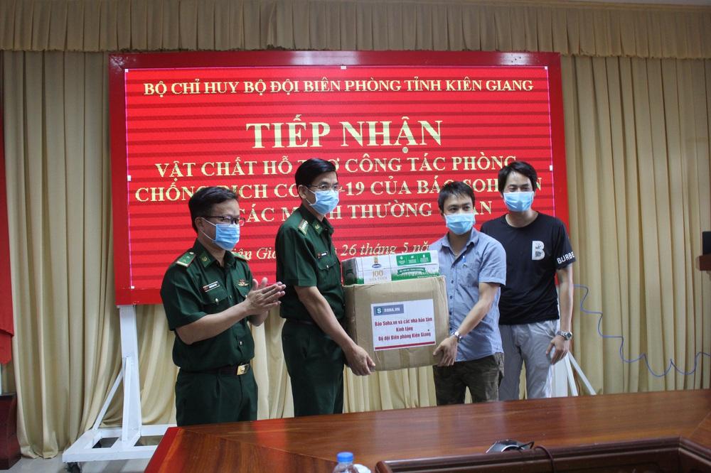 Lời tri ân từ Bộ đội biên phòng Tây Nam và các chiến binh xét nghiệm Bắc Giang - Ảnh 8.