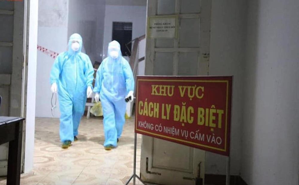 Một học sinh ở Hà Tĩnh dương tính SARS -CoV-2 sau khi đi tắm biển